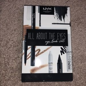 NYX All About The Eyes Eye Look Set